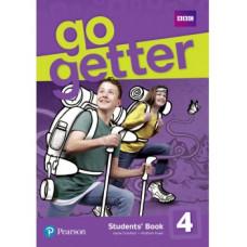 Учебник английского языка Go Getter 4 Students' Book