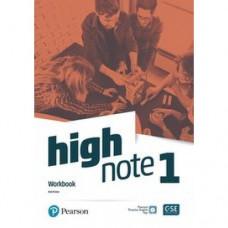 Рабочая тетрадь High Note Level 1 Workbook
