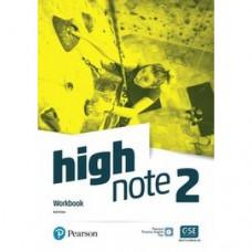 Рабочая тетрадь High Note Level 2 Workbook