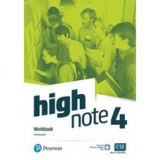 Рабочая тетрадь High Note Level 4 Workbook