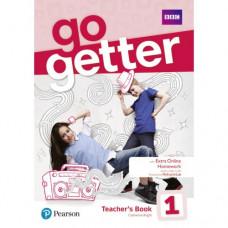 Книга для учителя Go Getter 1 Teacher's Book