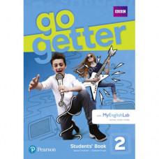 Учебник английского языка Go Getter 2 Students' Book with MyEnglishLab