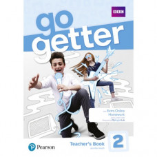 Книга для учителя Go Getter 2 Teacher's Book