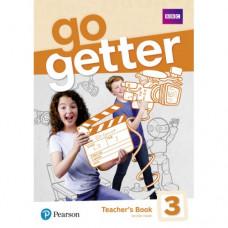 Книга для учителя Go Getter 3 Teacher's Book