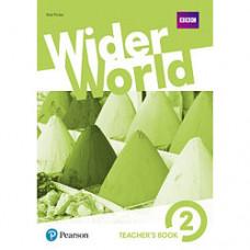 Книга для учителя Wider World 2 Teacher's Book with DVD