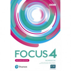Рабочая тетрадь Focus Second Edition 4 Workbook