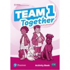 Рабочая тетрадь Team Together 1 Activity Book
