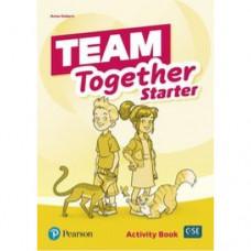 Рабочая тетрадь Team Together Starter Activity Book