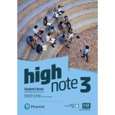 Учебник High Note Level 3 Student's Book