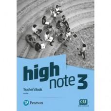 Книга для учителя High Note Level 3 Teacher's Book