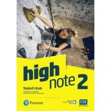 Учебник High Note Level 2 Student's Book