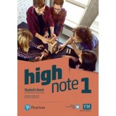 Учебник High Note Level 1 Student's Book
