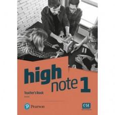 Книга для учителя High Note Level 1 Teacher's Book