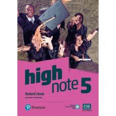 Учебник High Note Level 5 Student's Book