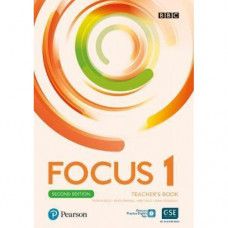 Книга для учителя Focus Second Edition 1 Teacher's Book