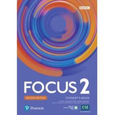 Учебник Focus Second Edition 2 Student's Book
