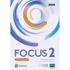 Книга для учителя Focus Second Edition 2 Teacher's Book