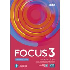 Учебник Focus Second Edition 3 Student's Book