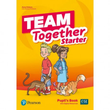 Учебник Team Together Starter Student's Book