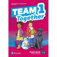 Учебник Team Together 1 Student's Book