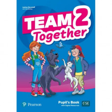 Учебник Team Together 2 Student's Book