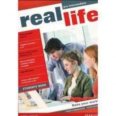 Учебник английского языка Real Life Pre-Intermediate Student's Book
