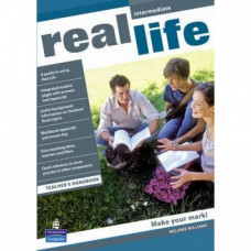 Книга для учителя Real Life Intermediate Teacher's Handbook