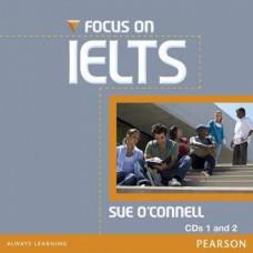 Диски Focus on IELTS New Edition Class CD (2)