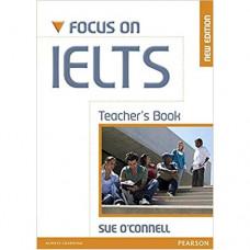 Книга для учителя Focus on IELTS New Edition Teacher's Book