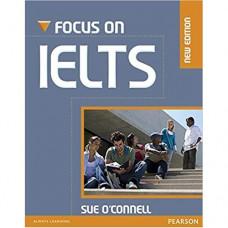 Учебник английского языка Focus on IELTS New Edition Coursebook with iTest CD-Rom