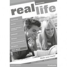 Тесты по английскому языку Real Life Elementary Test Pack
