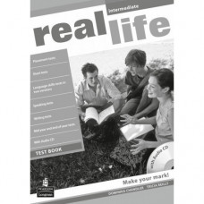 Тесты по английскому языку Real Life Intermediate Test Pack