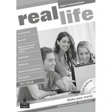 Тесты по английскому языку Real Life Upper-Intermediate Test Pack