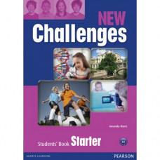 Учебник английского языка New Challenges Starter Students' Book