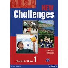 Учебник английского языка New Challenges 1 Students' Book