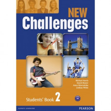 Учебник английского языка New Challenges 2 Students' Book