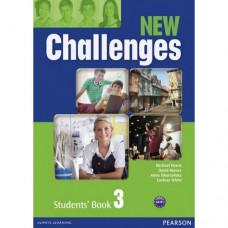 Учебник английского языка New Challenges 3 Students' Book
