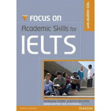 Учебник английского языка Focus on Academic Skills for IELTS New Edition Book with Audio CD