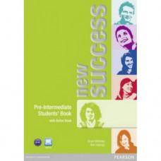 Учебник английского языка New Success Pre-Intermediate Students' Book & Active Book Pack