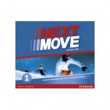 Диски Next Move 1 (A1) Class Audio CDs (Set of 3)