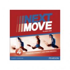 Диски Next Move 4 (B1) Class Audio CDs (Set of 3)