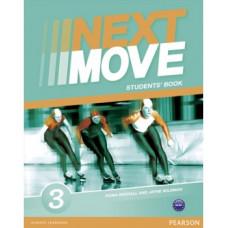 Учебник английского языка Next Move 3 (A2+) Student's Book