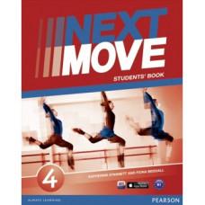 Учебник английского языка Next Move 4 (B1) Student's Book