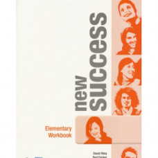 Рабочая тетрадь New Success Elementary Workbook & Audio CD Pack