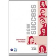 Рабочая тетрадь New Success Intermediate Workbook & Audio CD Pack
