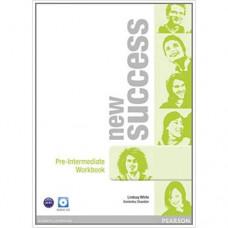 Рабочая тетрадь New Success Pre-Intermediate Workbook & Audio CD Pack