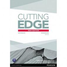 Рабочая тетрадь Cutting Edge Advanced 3rd edition Workbook with key