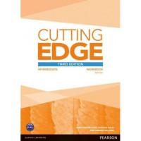 Рабочая тетрадь Cutting Edge Intermediate 3rd edition Workbook with key