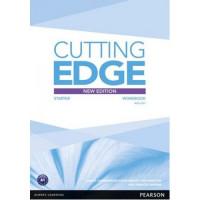Рабочая тетрадь Cutting Edge Starter 3rd edition Workbook with key