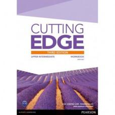 Рабочая тетрадь Cutting Edge Upper-Intermediate 3rd edition Workbook with key